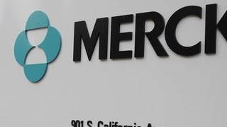 Bayer buying Merck
