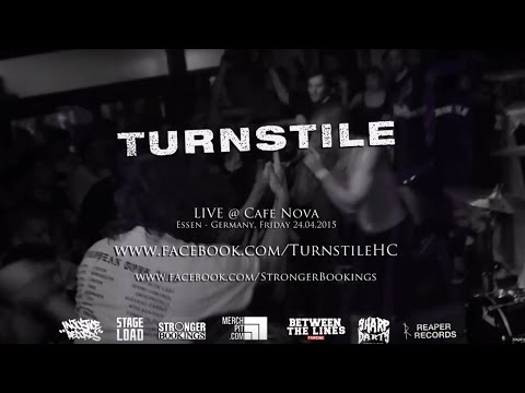 Turnstile Live @ Cafe Nova Essen (HD)