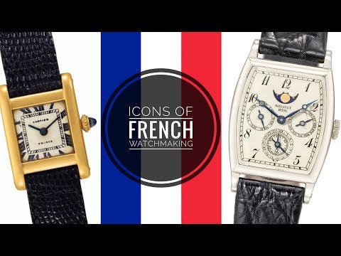 Icons Of French Watchmaking | WATCH CHRONICLER