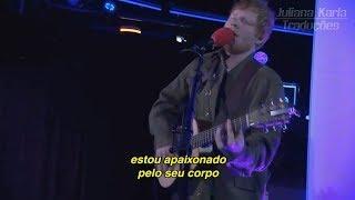 Ed Sheeran - Shape of You (Tradução)