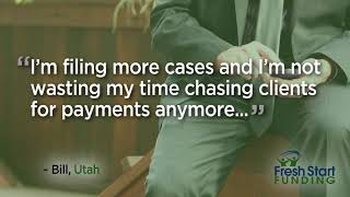 I was recently introduced to Fresh Start Funding - Bill, Utah