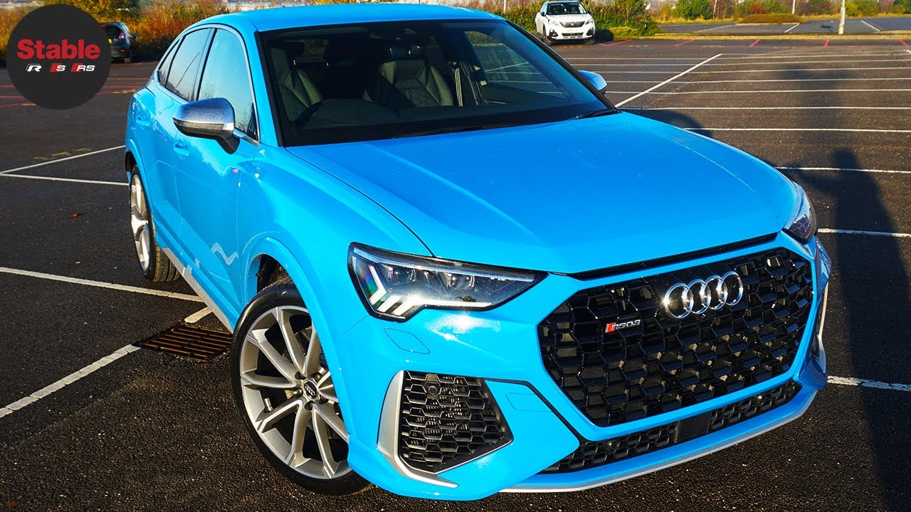 First Look 2020 Audi Rsq3 Sportback Price Specs Youtube