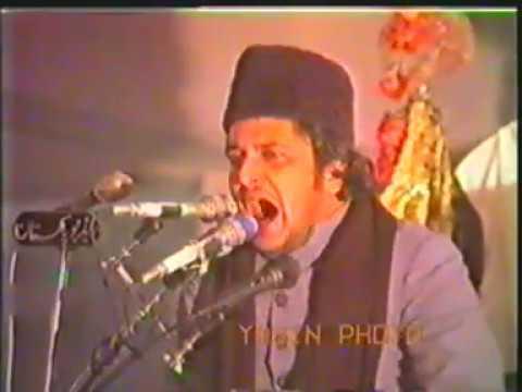 Allama Irfan Haider Abidi Ashra Majalis 1st Moharram 1409 Hijri