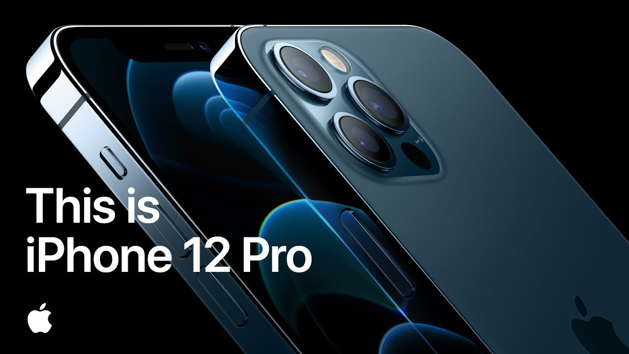 This is iPhone 12 Pro — Apple