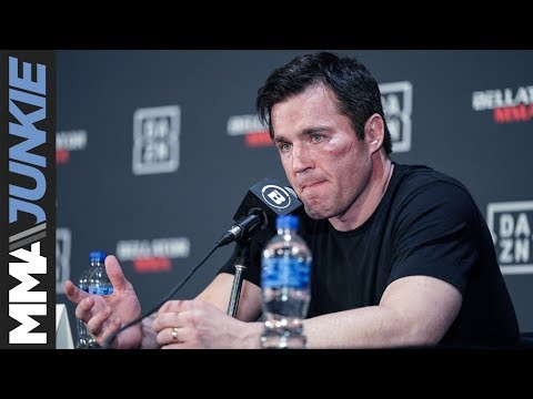 Chael Sonnen Discusses His Retirement Following Bellator 222