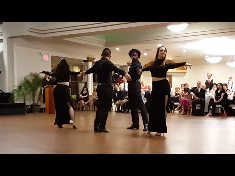 Dancing For A Better U: Tango- Passione By Neffa