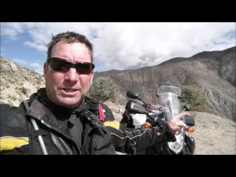 Rally Raid CB500X Great Desert Southwest Tour Pt1