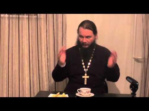 Священник Игорь Фомин.