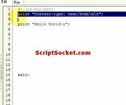 PERL PHP Programming tuts