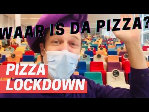 """Pizza Economie """"teaser"""" van de theater webinar via Zoom"""