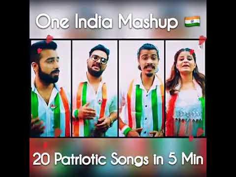 Desh bakti mix songs