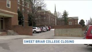 Financial issues to force summer closure of Sweet Briar College