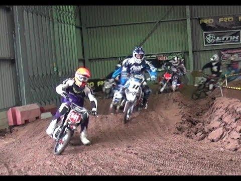 Pit bike, Mini Motorcycle Racing (French World Champion) HD - YouTube