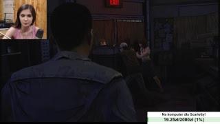 Pierwszy raz Scarletty z The Walking Dead (Zapis ze streamka)
