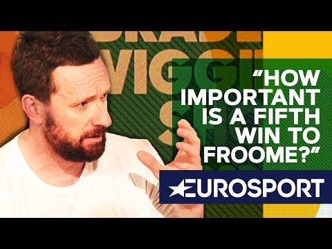 Froome or Thomas for the Tour de France? Wiggins Weighs In | The Bradley Wiggins Show | Eurosport