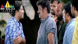Bunny Movie Allu Arjun Action Scene at College | Allu Arjun, Gouri Mumjal | Sri Balaji Video