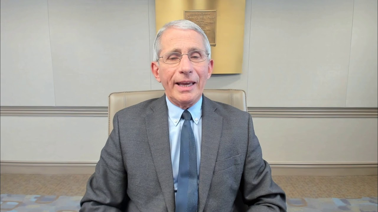 Dr. Anthony Fauci delivers message to Jesuit High Schools