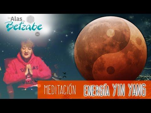 Meditación Luna llena  / Recupera tu poder interno / Equilibra tus energías Yin y Yang