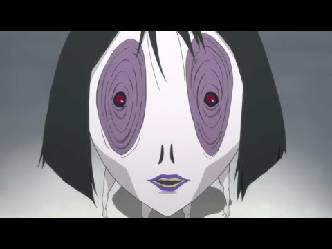 10 Creepy Anime you have DEFINITELY Never Seen Halloween Special