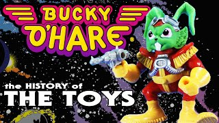 The Toy History of Bucky O'Hare | Toysplosion