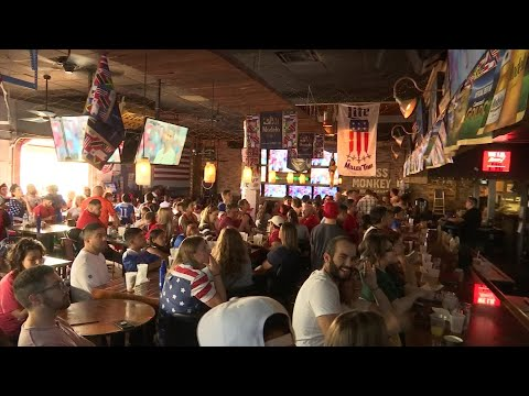 Borderland fans react to US Women's World Cup win