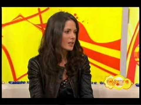 Kylie Watson on The Morning Show