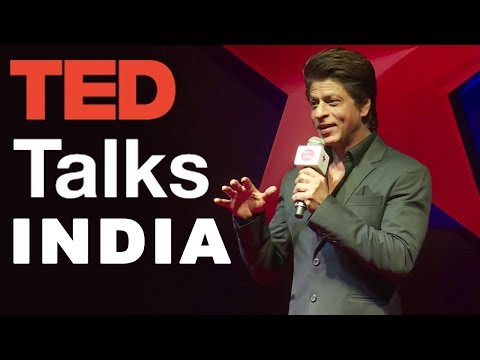 Shah Rukhan Khan TED Talks India 2017 Launch | Full Event