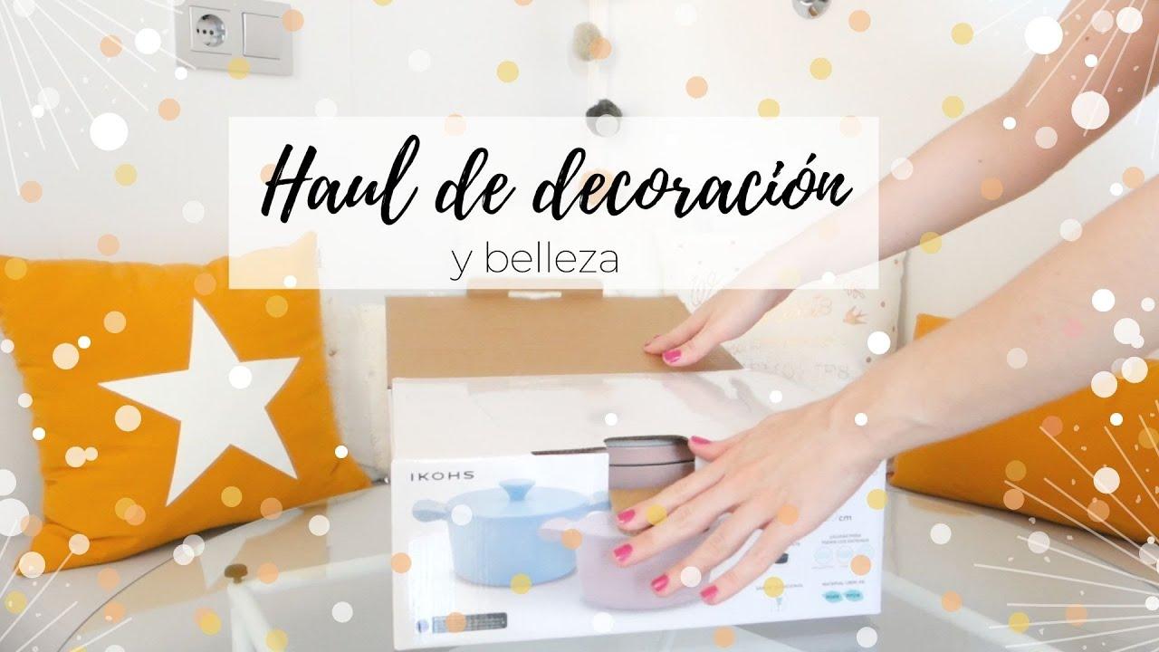 ✨ HAUL DE DECORACIÓN ✨: MENAJE DE COCINA + PRODUCTOS DE BELLEZA GUAPABOX 📦  LADYANDRIU
