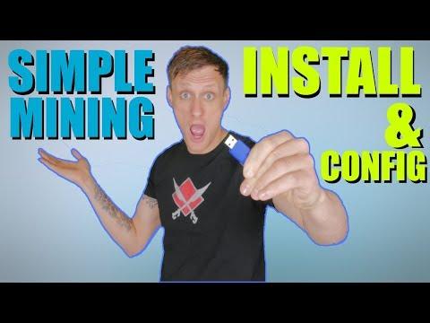 SimpleMining OS | SMOS | Setup & Configuration For Nvidia