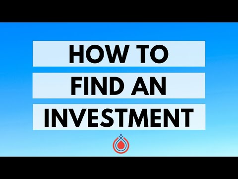 Morris Invest: How to Invest in Real Estate: Part 1