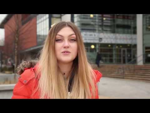 DMU Vloggers: A campus tour with Martyna and Amber