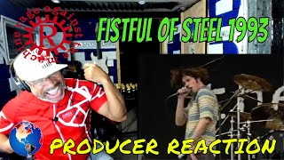 Rage Against The Machine   Fistful of Steel 1993 - Producer Reaction