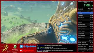 BotW 100% Speedrun 20:28:41 Part 1