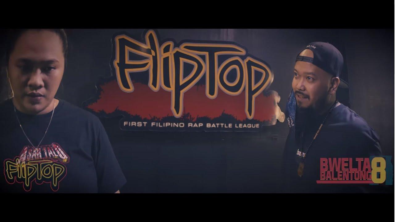 FlipTop - Batas vs Luxuria @ Isabuhay 2020
