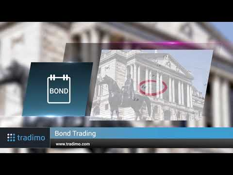 What is Bonds Trading and how to trade them | tradimo