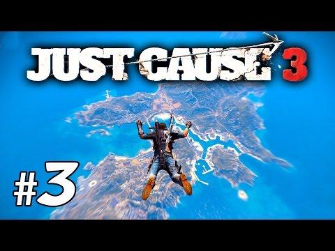 Just Cause 3   Parte 3 - Walkthrough - Guía