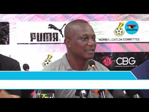 Kwasi Appiah explains why he benched Kwadow Asamoah in Kenya game