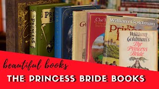 The Princess Bride - Bookshelf Tour | Beautiful Books