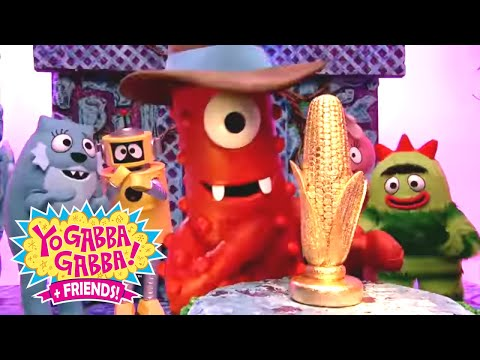 Yo Gabba Gabba! Full Episodes HD - Adventure | Through The Jungle | The Killers | Kids Songs