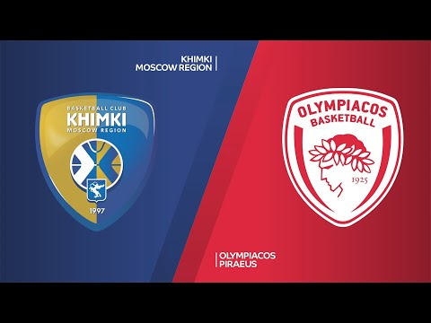Khimki Moscow Region - Olympiacos Piraeus Highlights | Turkish Airlines EuroLeague, RS Round 17