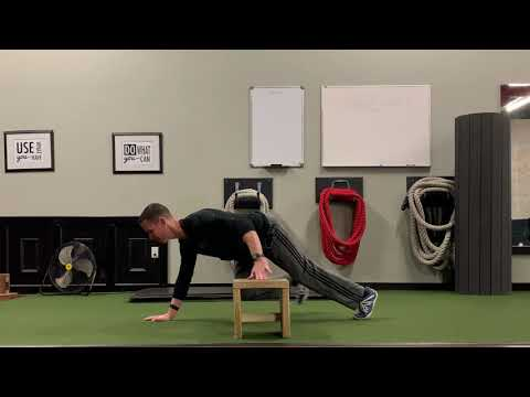The Elevated Axis Crawl