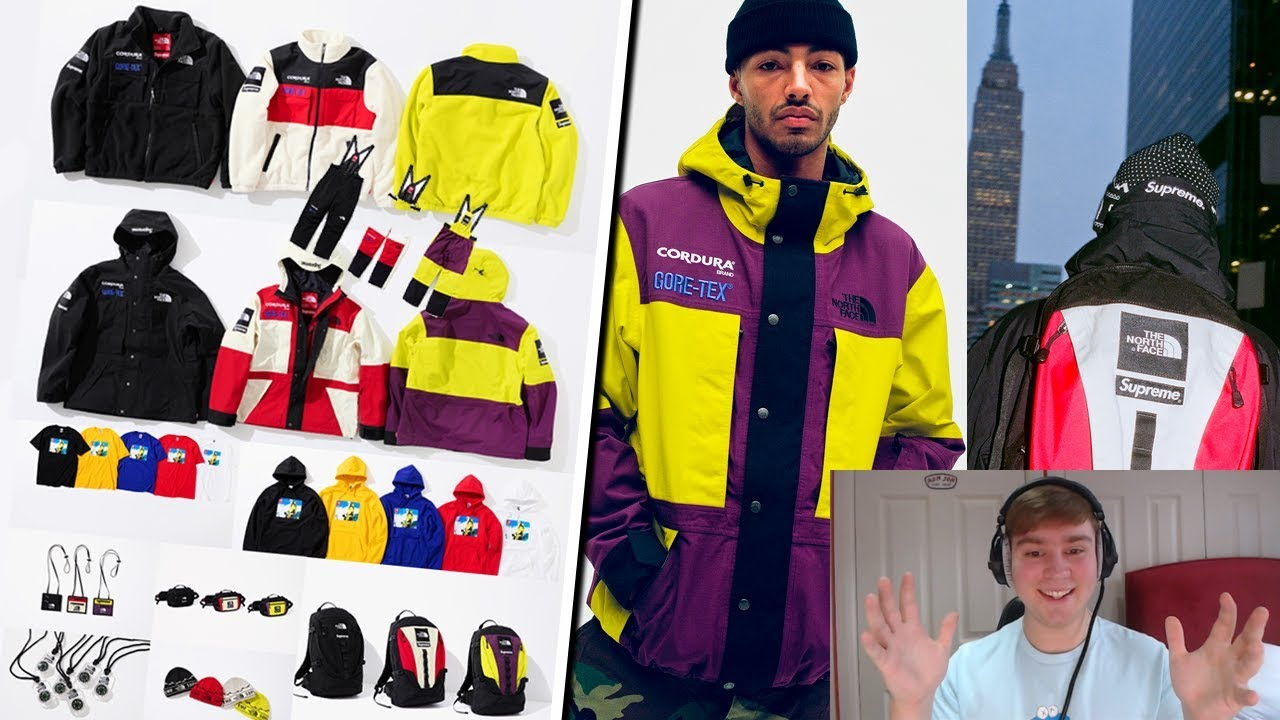 4fa0abe9 Supreme FW18 Week 15 - Supreme x The North Face Part 2 Collab Thoughts