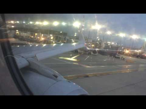 American Airlines A319 First Class From Chicago To Atlanta (Full Flight)