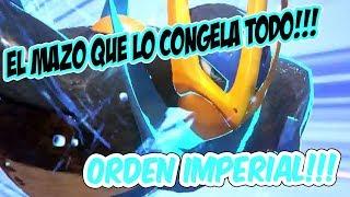 Pokémon TCG Online - El Mazo que lo congela todo!! Orden Imperial!!
