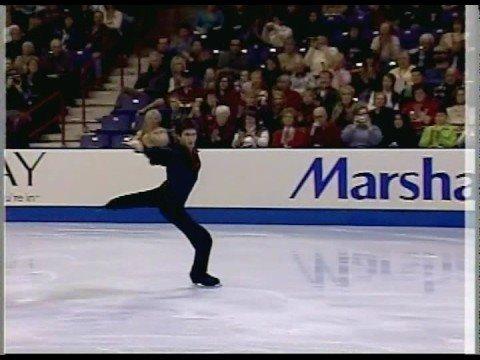 Evan Lysacek - 2007 U.S. Nationals SP The Feeling Begins