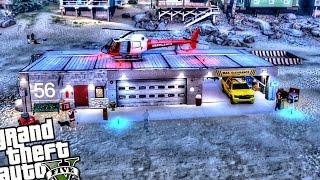 Coast Guard Station - GTA 5 PC MOD