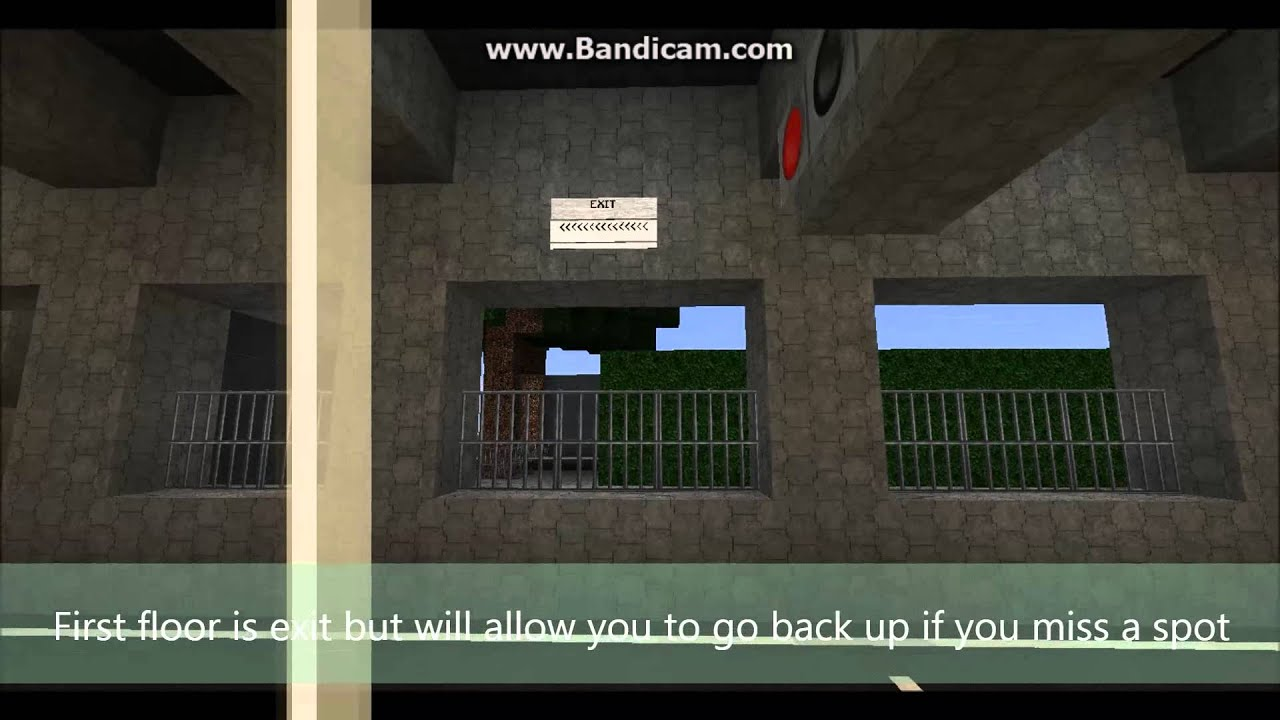 Minecraft Modern Parking Garage Youtube
