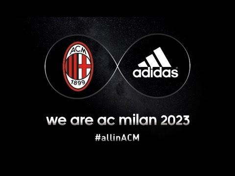 AC Milan   adidas Press Conference (ENG)