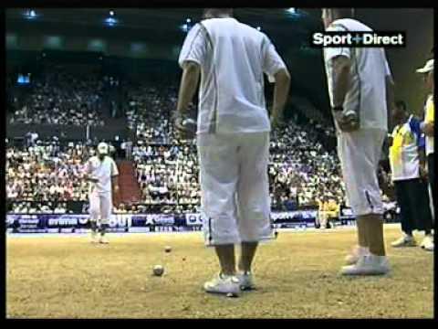 Pétanque - Championnat de France 2008 Triplettes-1.mpg