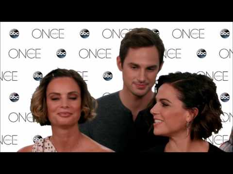 Lana Parrilla, Colin O'Donoghue, Andrew J. West, Dania Ramire and Gabrielle Anwar Abc's Periscope